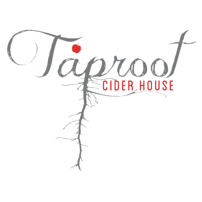 Taproot Cider House Logo